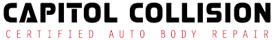 Capitol Collision Certified Auto Body Repair Shop Logo